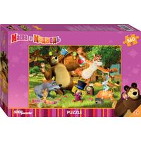Step Puzzle Masha and the Bear 560 Pieces