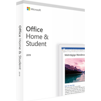 Microsoft Office Home & Student 2019 for PC