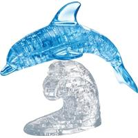 Hcm-Kinzel Crystal Puzzle Horse Transparent 100 Pieces
