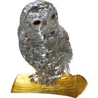Hcm-Kinzel Crystal Puzzle Owl 42 Pieces