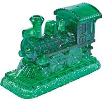Hcm-Kinzel Crystal Puzzle Lokomotive 38 Pieces