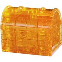 Hcm-Kinzel Crystal Puzzle Treasure Chest 52 Pieces