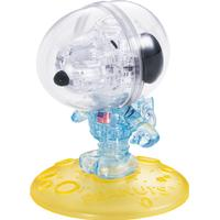 Hcm-Kinzel Crystal Puzzle Snoopy Astronaut 35 Pieces