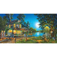 Sunsout Geno Peoples Dixie Hollow General Store 1000 Pieces