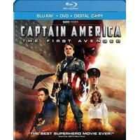 Captain America The First Avenger - Bd & Dvd Combo (Blu-Ray)