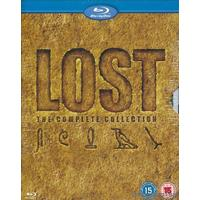 Lost: Complete - season 1-6 (Blu-ray)