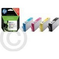 HP 364 Combo-Pack Incl. C/M/Y/K Ink Cartridges 6ml/3ml, SD534EE
