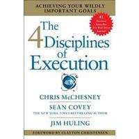 The 4 Disciplines of Execution: Achieving Your Wildly Important Goals, E-bok, E-bok