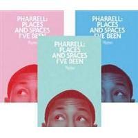 Pharrell: Places and Spaces I've Been (Inbunden, 2012), Inbunden, Inbunden