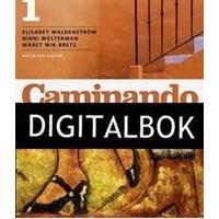 Caminando 1 (Reviderad) Lärobok Digitalbok ljud