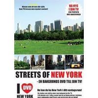 Streets Of New York En Bakgrundsdvd Till Din Tv (DVD)