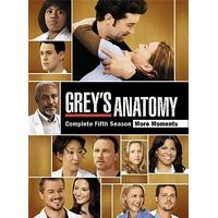 Grey's Anatomy Säsong 5 (DVD)
