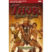Thor: Son of Asgard, Häftad