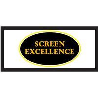 """Screen Excellence Reference Enlightor 4K 2:35:1, 2:37:1 (21:9) 141"""" Ramspänd"""