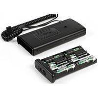 Pixel Batterimagasin TD-381 motsvarande CP-E4 till Speedlite 600EX-RT, 580EX II, 580EX, 550EX, MT-24EX och MR-14EX