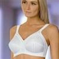 Triumph Doreen+Cotton Wireless Bra White (10004928)