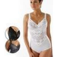 Miss Mary of Sweden Soft Cup Body Shaper White (3619)