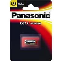 Panasonic 900 mAh Cell Power Micro Alkaline LR1