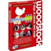 Woodstock - 3 Days Of Peace And Music Coll. Cut (DVD)