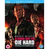 Good Day To Die Hard (Blu-ray + Uv Copy (Blu-Ray)