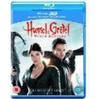 Hansel And Gretel Witch Hunters (3d Blu-ray + Blu-ray (3D Blu-Ray)