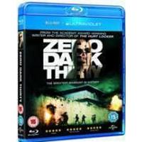 Zero Dark Thirty (Blu-ray + Ultraviolet (Svensk Text (Blu-Ray)