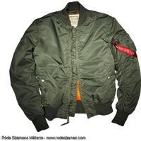 Alpha Industries MA-1 VF 59 Sage Green