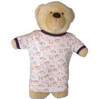 IdaT Build a bear / dukke kjole multiprint lilla