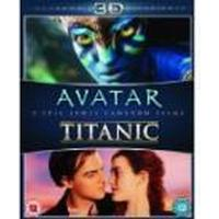 Avatar / Titanic Double Pack (Blu-ray 3d (Blu-Ray)