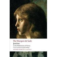 Justine, or the Misfortunes of Virtue, Pocket