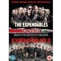 Expendables 1 & 2 Boxset (DVD)