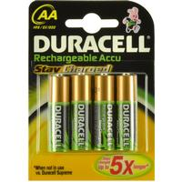 "Duracell ""Duracell StayCharged AA 4 Pack"