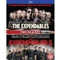 Expendables 1 & 2 Boxset (Blu-Ray)