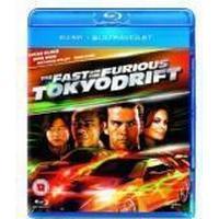 Fast And The Furious - Tokyo Drift (Blu-ray + Uv Copy (Blu-Ray)