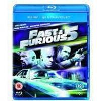 Fast Five - (Blu-ray + Uv Copy (Blu-Ray)