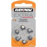 Rayovac Hörapparatsbatteri A13 Färgkod:Orange