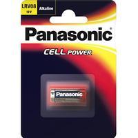 Panasonic 38 mAh Cell Power Micro Alkaline LRV08
