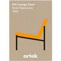 Artek Icon Kiki 50x70cm Affisch