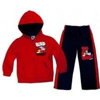 Angry Birds sweatshirt set / overall / huvtröja + byxor