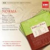 Bellini Callas / Corelli / Ludwig / Ser - Norma