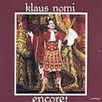 Nomi Klaus - Encore (Nomi's Best
