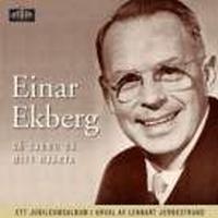 Ekberg Einar - Så Sjung Då Mitt Hjärta