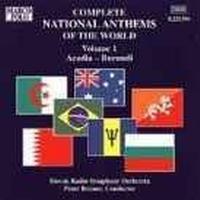 Various - Nationalsånger Vol 1