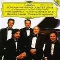 Schumann Pressler / Emerson Stråkkvar - Pianokvintett Op 44 / Pianokvartett O