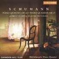 Schumann - Pianokvintett/pianokvartett