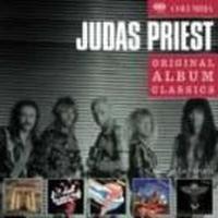 Judas Priest - Original Album Classics (5cd