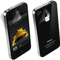Wrapsol Ultra Xtreme iPhone 4 / 4S Skærm- og bagside beskyttelse