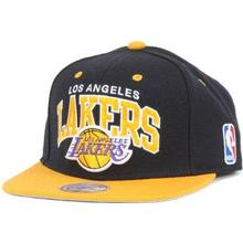 Mitchell & Ness Los Angeles Lakers Team Arch Snapback