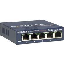 Netgear ProSafe 5 Port Gigabit Desktop Switch (GS105)