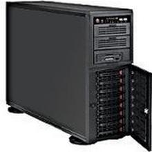 SuperMicro SC842TQ-865B Server865W / Black